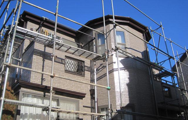 東京都立川市 S様邸 外壁・屋根塗装