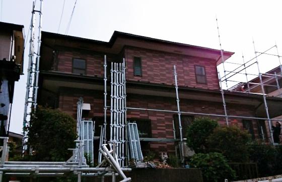 東京都立川市 外壁工事