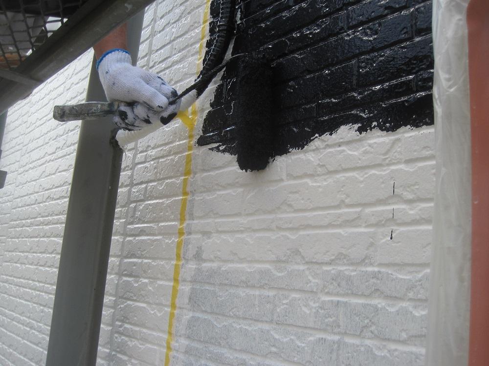 中塗り 外壁塗装