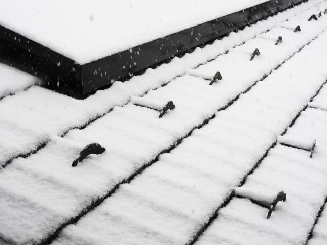 外壁塗装 雪止め 国立市