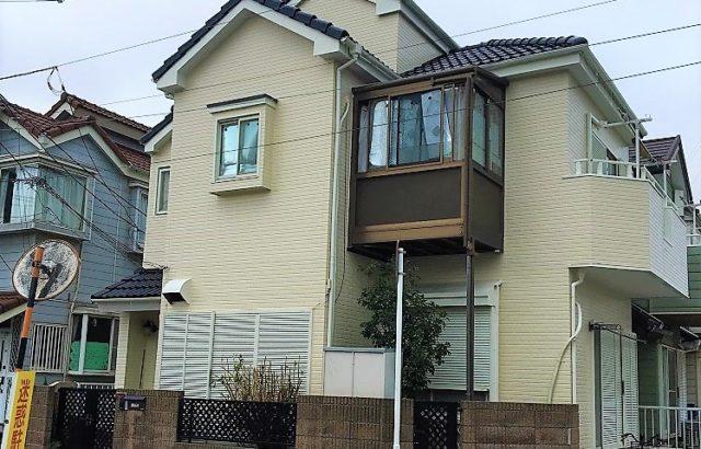 外壁塗装・屋根塗装・コーキング工事 東京都立川市 K様邸
