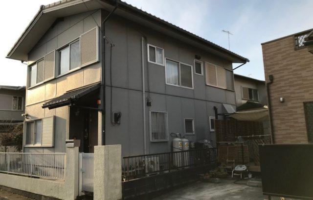 東京都立川市 K様 外壁塗装・屋根塗装