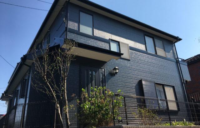 東京都昭島市 Y様邸 屋根塗装 外壁塗装