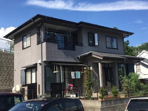 東京都国分寺市 S様 外壁塗装・屋根塗装