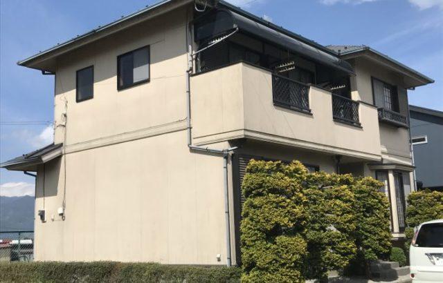 外壁塗装・雨どい・破風・軒天塗装・コーキング工事 東京都昭島市