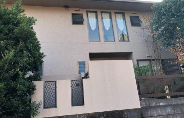 東京都立川市 S様邸 外壁塗装