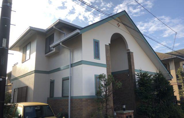 立川市 外壁塗装 屋根カバー工事 コーキング工事