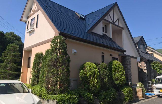 屋根外壁塗装