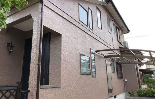 立川市 外壁塗装・屋根塗装 日本ペイント クリスタコート ファイン4Fベスト
