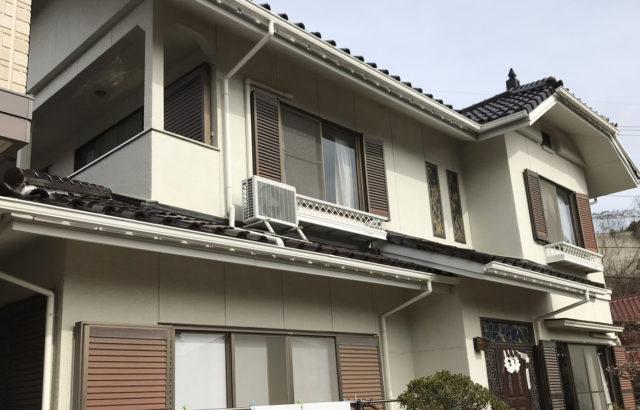 東京都国立市 外壁塗装・付帯部塗装・コーキング取り替え パーフェクトトップ