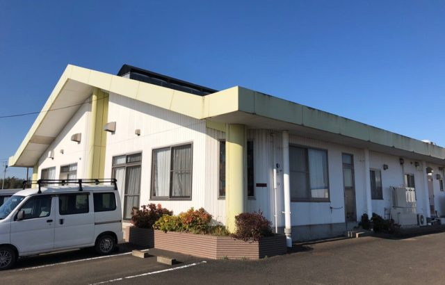 東京都立川市 事務所 外壁塗装 コーキング打ち替え 超低汚染リファイン