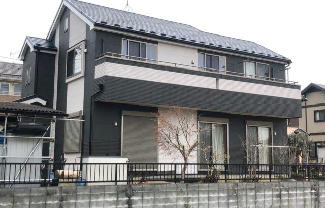 東京都立川市 シリコンREVO1000 外壁塗装 金属屋根工事