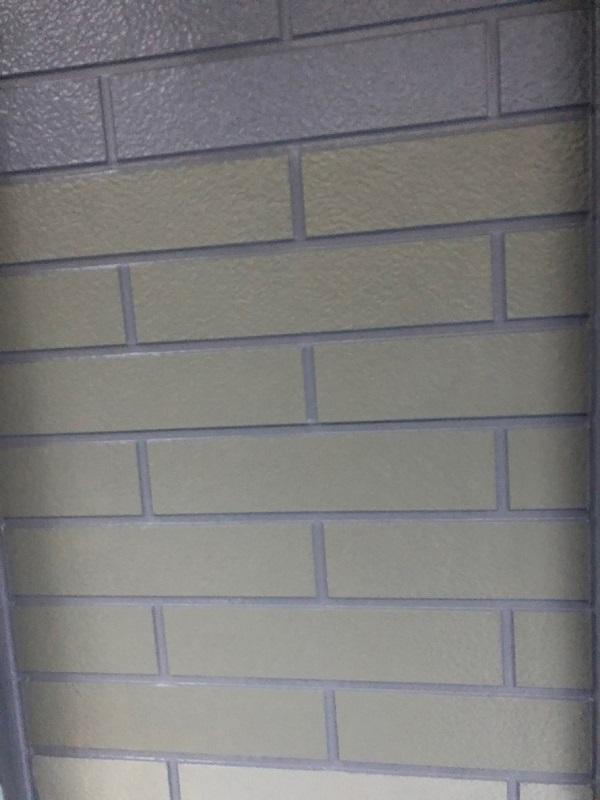 東京都国立市 外壁塗装 付帯部塗装 鉄骨階段 水谷ペイント ナノコンポジットW