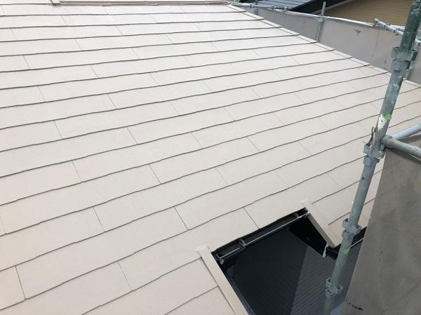 東京都立川市 屋根塗装 日本ペイント 遮熱塗料 サーモアイ