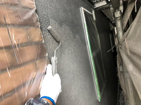 東京都国立市 外壁塗装 ラジカル制御型塗料 関西ペイント アレスダイナミックトップ