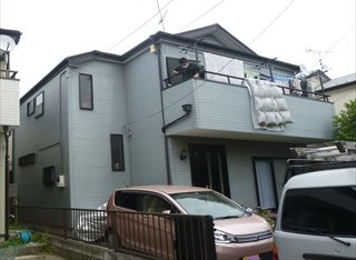 東京都国分寺市 T様 外壁塗装・屋根塗装