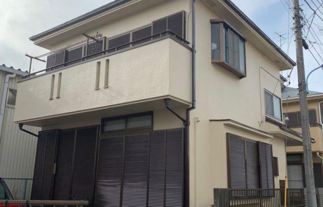 東京都国分寺市 外壁塗装 屋根塗装 シーリング工事 細部塗装 バルコニー防水工事