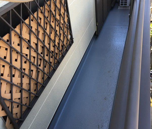 東京都国分寺市 外壁塗装 防水工事 バルコニー(ベランダ) FRP防水