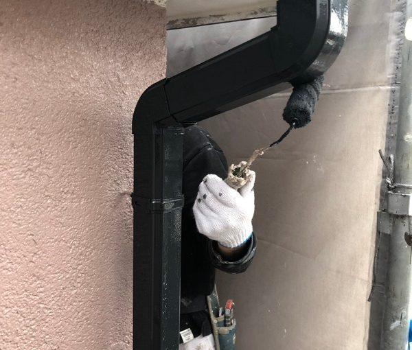 東京都国分寺市 外壁塗装 付帯部塗装 雨樋の役割