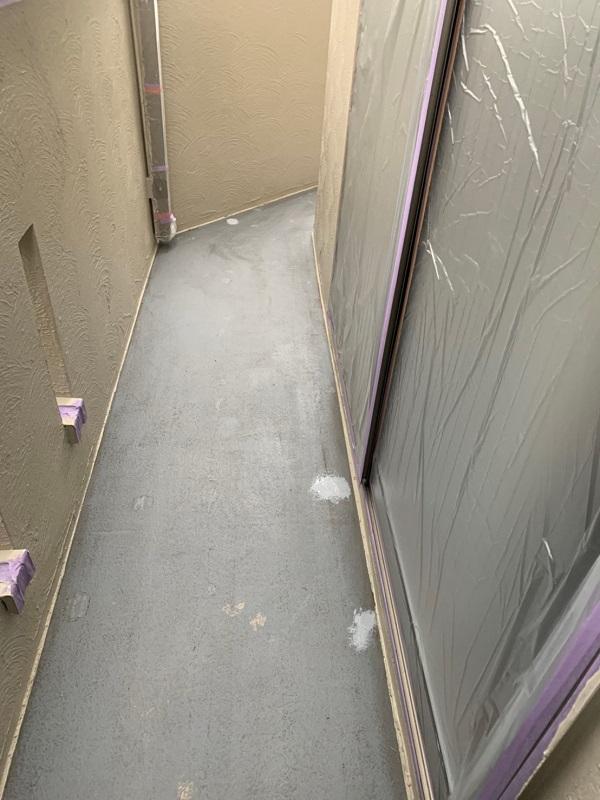 東京都国立市 屋根カバー工法(重ね葺き工事) 防水工事 バルコニー ウレタン防水 (5)1