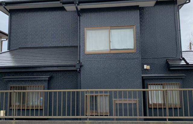 東京都立川市 外壁塗装 屋根塗装 コーキング打ち替え工事 付帯塗装
