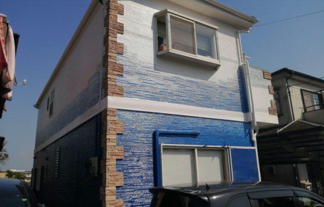 東京都立川市 外壁塗装 シーリング工事 付帯部塗装