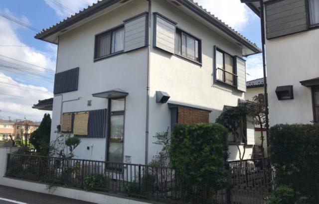 東京都国立市 外壁塗装 屋根塗装 屋根履き替え工事 クラック補修