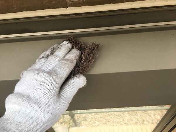 東京都国分寺市 外壁塗装 付帯部塗装 ケレン作業