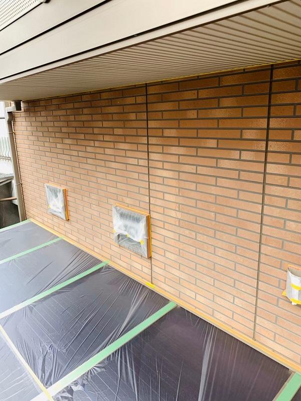 東京都立川市 外壁塗装 屋根塗装 防水工事 養生 塗装工事期間中の過ごし方 (4)