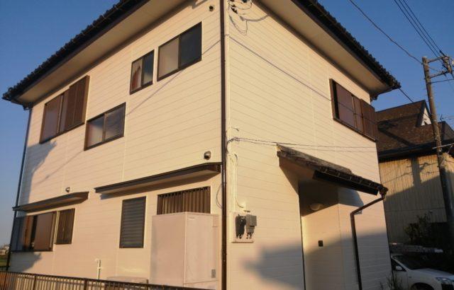 東京都国分寺市 サイディング張り替え工事 外壁塗装 付帯部塗装
