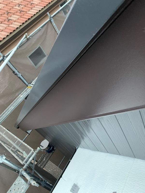 東京都立川市 外壁塗装 屋根塗装 付帯部塗装 軒天 同時施工がお得な理由 (1)