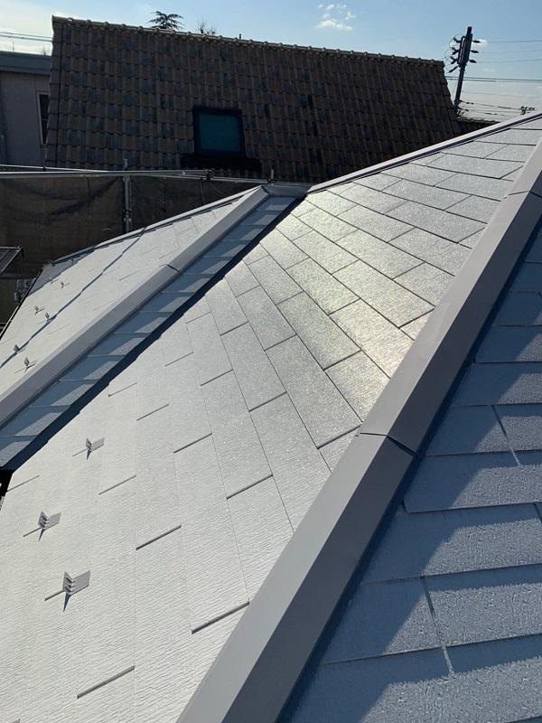 東京都立川市 外壁塗装 屋根塗装 塗料について 遮熱塗料 アドグリーンコート 日本中央研究所 (3)