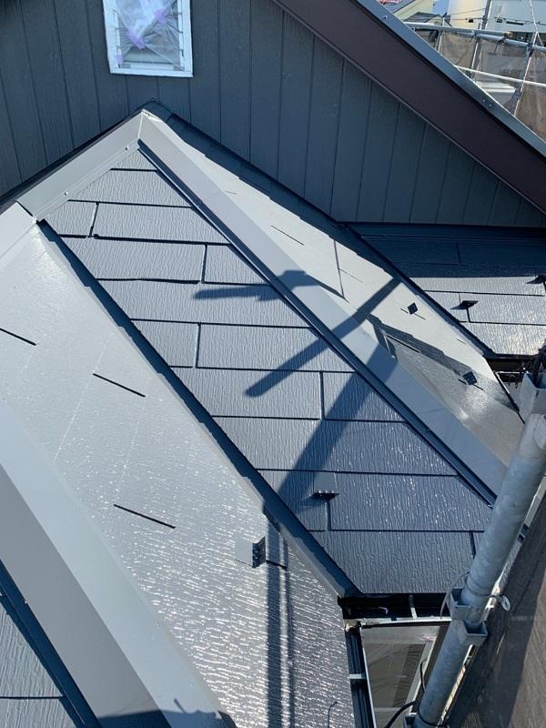 東京都立川市 外壁塗装 屋根塗装 下塗り シーラー (5)