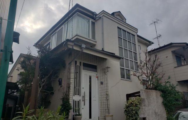 東京都国分寺市 外壁塗装 屋根塗装 シーリング工事 付帯部塗装