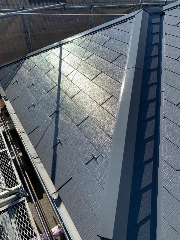 東京都立川市 外壁塗装 屋根塗装 塗料について 遮熱塗料 アドグリーンコート 日本中央研究所 (2)1