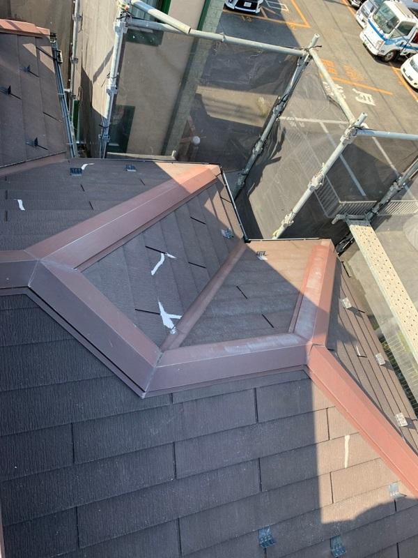 東京都立川市 外壁塗装 屋根塗装 劣化補修 (3)