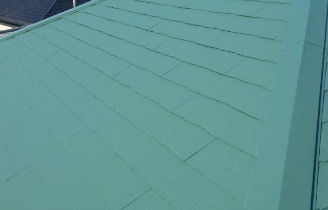 東京都国分寺市 屋根塗装 色選び カラーシミュレーション