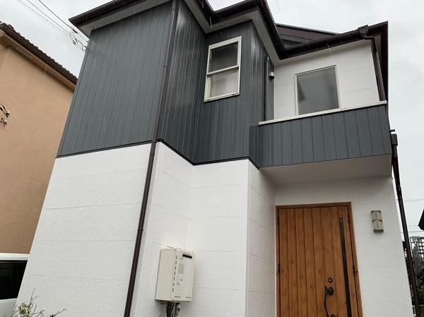 東京都立川市 外壁塗装 屋根塗装 完工 ホームページからのお申込みで最大10%オフ! (3)
