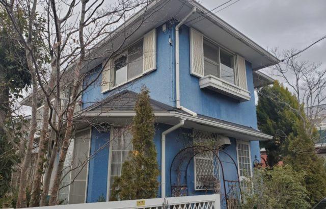 東京都立川市 外壁塗装 タイル貼り付け 屋根塗装 板金工事 シーリング 雪止め取付 雨樋工事