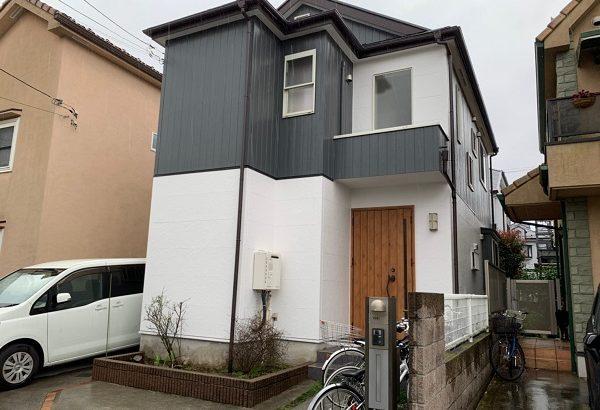 東京都立川市 外壁塗装 屋根塗装 完工 ホームページからのお申込みで最大10%オフ! (2)
