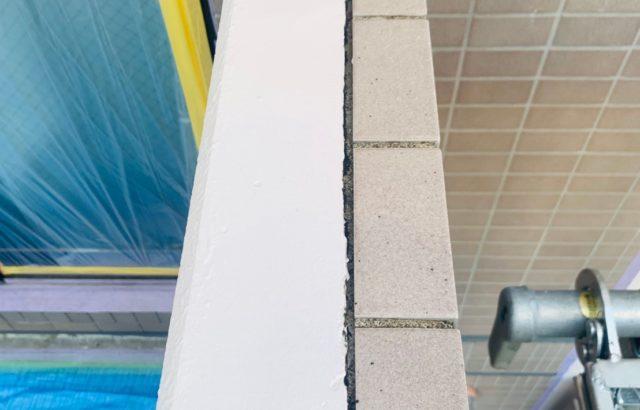 東京都立川市のマンション外壁塗装工事