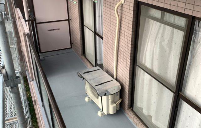 東京都立川市 ベランダ 防水工事