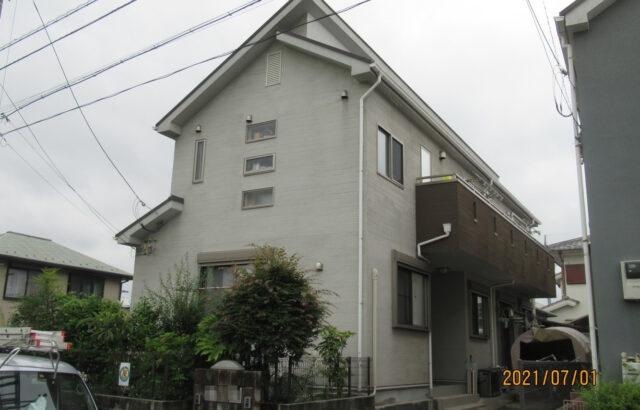 東京都国分寺市 外壁塗装 屋根塗装 付帯部塗装