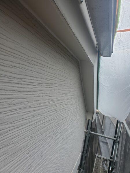 外壁施工前の画像